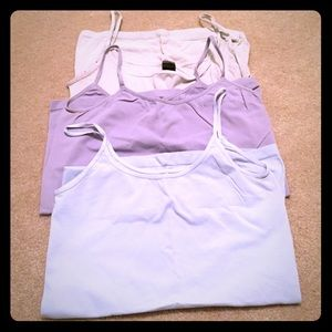 Set of 3 Camis from The Limited Sz M